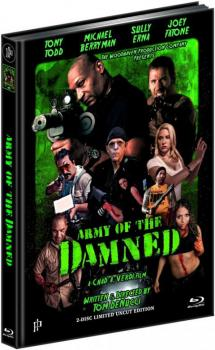 Army of the Damned - 2-Disc Limited Uncut Edition Mediabook (Cover A) BR+DVD - limitiert auf 500 Stück