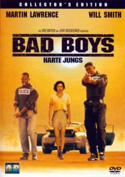 Bad Boys DVD uncut