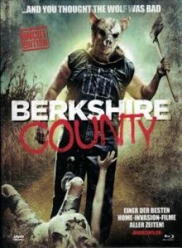 Berkshire County UNCUT - Limited Mediabook Edition BD+DVD (2Discs)