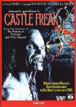 Castle Freak uncut DVD