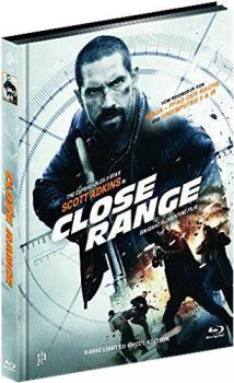 Close Range - 2-Disc Limited Uncut Edition Mediabook BD+DVD - limitiert auf 250 Stück