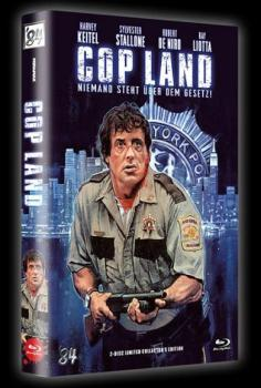 Cop Land - 2-Disc Limited Collectors Edition gr. Hartbox (Cover B) BD+DVD - limitiert auf 99 Stück