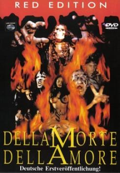 Dellamorte Dellamore Red Edition DVD