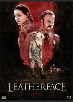 Leatherface UNCUT - 2-Disc Limited Mediabook Edition (Cover A) - limitiert auf 1000 Stk. BD+DVD