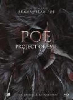 POE - Project of Evil (Cover C) - 2-Disc Limited Collectors Edition BD+DVD (666Stk.)