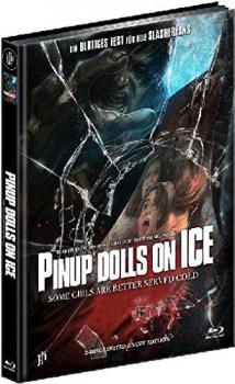 Pinup Dolls on Ice - 2-Disc Limited Uncut Edition Mediabook (Cover A) BD+DVD - limitiert auf 333 Stück