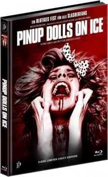 Pinup Dolls on Ice - 2-Disc Limited Uncut Edition Mediabook (Cover B) BD+DVD - limitiert auf 333 Stück
