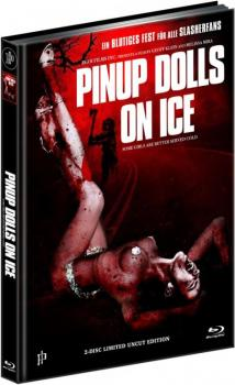 Pinup Dolls on Ice - 2-Disc Limited Uncut Edition Mediabook (Cover C) BD+DVD - limitiert auf 333 Stück