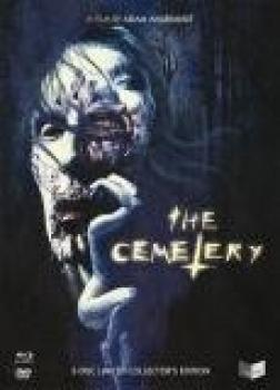 The Cemetery (Cover A) - 3-Disc Limited Collectors Edition DVD (666Stk.)
