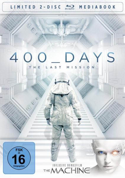 400 Days - The Last Mission - Limited Mediabook Edition BD