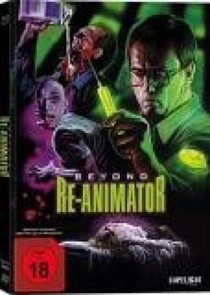 Beyond Re-Animator - 3-Disc Limited Collectors Edition im Mediabook BD+DVD  (inkl. Soundtrack CD)