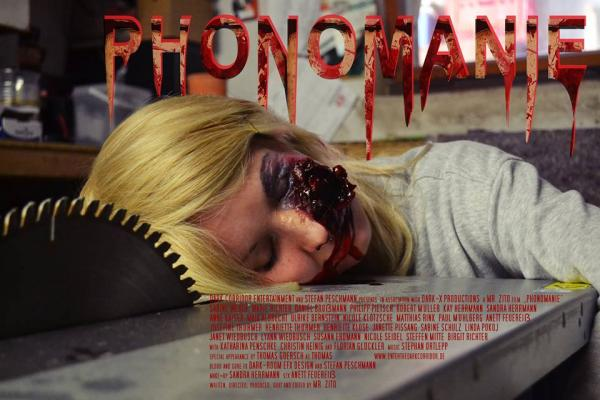 Poster Phonomanie -Splatter-
