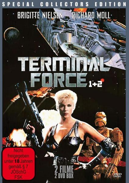 Terminal Force 1 & 2 (2DVDs)