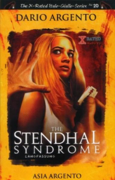 The Stendhal Syndrome - große Hartbox Cover B DVD